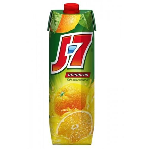 Сок J-7 апельсин