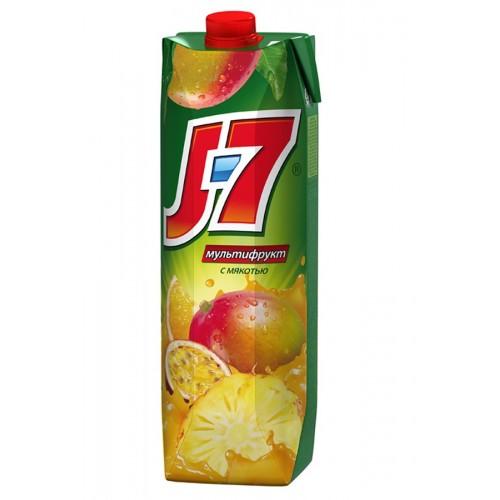 Сок J-7 мультифрукт