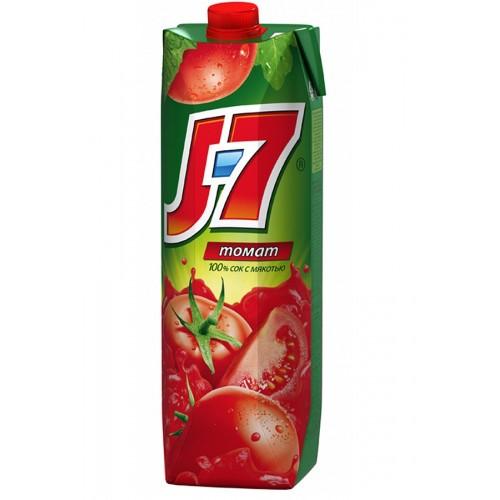 Сок J-7 томат