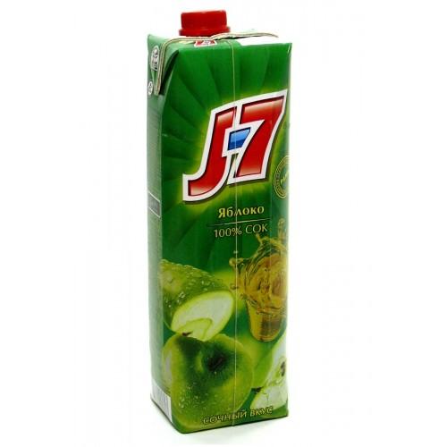 Сок J-7 яблоко